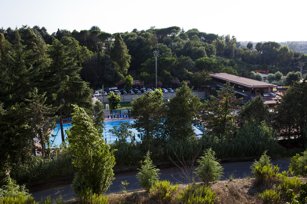 villa aurelia sporting club