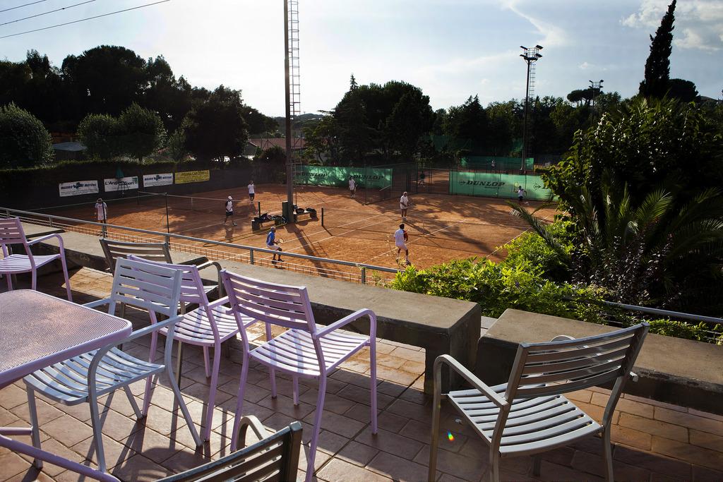 campi da tennis villa aurelia