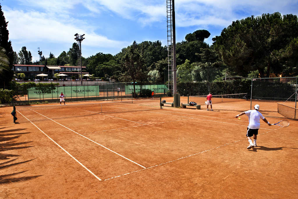 tennis villa aurelia